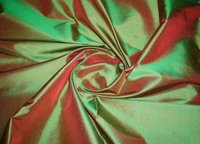 Solid Color Silk Taffeta Fabric