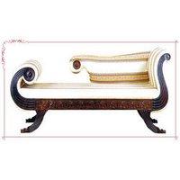 Decorative Wooden Sofa