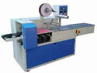 Flow Wrap File Packing Machine
