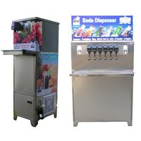 Soda Fountain Machine Without Storage