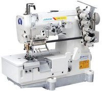 High Speed Flatbed Interlock Sewing Machine
