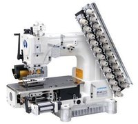 Multi Needle Chain Stitch Sewing Machine