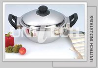 Belly Shape Stainless Steel Hot Pots