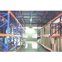 High Rise Palletized Racking System