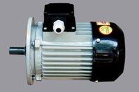 Aluminium Body Flange Motor