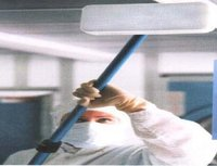 Clean Room Mopping System For Wall And Ceiling And Disinfectant