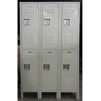 Key Type Lockers