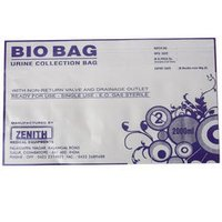 Urine Collection Bio Bags