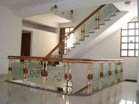 Glass Stair Cases