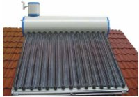 Pressurized Solar Domestic Water Heating System