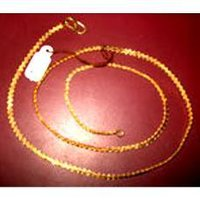 Thick Plain Gold Chain
