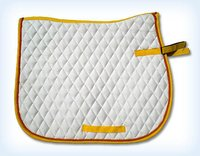 Cotton Fabric Saddle Pads