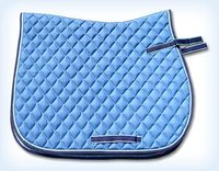 Denim Saddle Pads