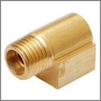 Brass M/F Street Elbows