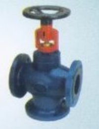 Manually Operated Mixing And Diverting Valves