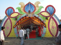 Function Traditional Mandap