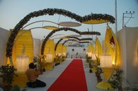Wedding Party Mandap
