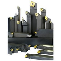 Tool Holders With Indexable Cutting Inserts