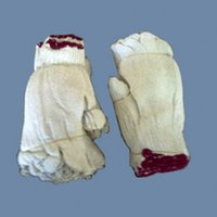 Seamless Cotton Gloves