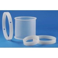 White Rubber Insertion Gaskets