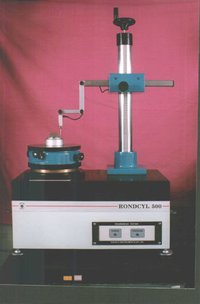 Roundness And Cylindricity Tester