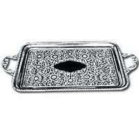 Food Serving Silver Made Tray