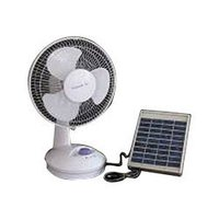 Solar Rechargeable Table Top Fan