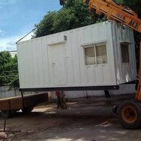Mobile Retail Shop Cabins