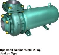 Jacket Type Openwell Submersible Pumps