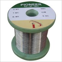 Cu-Ni 44 Bright Annealed Swg 46 Wires