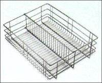 Partition Drawer Basket