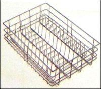 Thali And Plate Drawer Basket