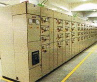 Non-Drawout Type Motor Control Center