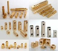 Brass Electrical Contacts And Switch Gear Terminals