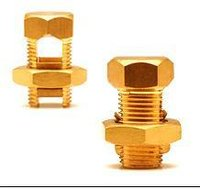 Brass Split Bolts And Connectors