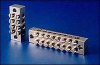 Brass Earth Block, Brass Earthing Bars
