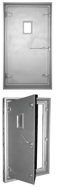Stainless Steel Airtight Zero Leakage Shower Door