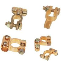 Battery Terminals, Brass Battery Terminals