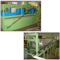 Glass Covering And Varnish Bonding Plant