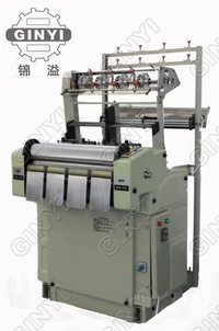 Shutless Narrow Fabric Needle Loom