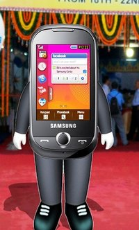 Mobile Walking Costume