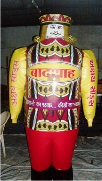 Badshah Inflatable Costume