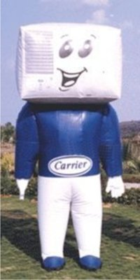 AC Inflatable Costume