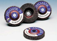 Verticl Abrasive Cloth Wheels