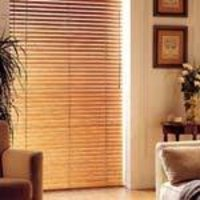 Ethnic Wooden Blinds