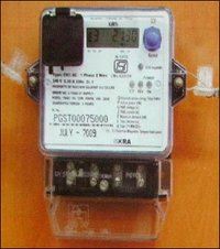 Single Phase Static Energy Meter