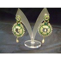 Gold Plated Fancy Earrings