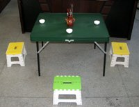 Hl Portable Folding Table For India Market
