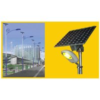 Sox Based Solar Street Lighting System