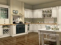 Solidwood Kitchen Cabinets